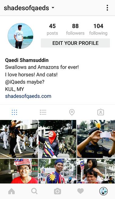 instagram shadesofqaeds fotografi jalanan malaysia