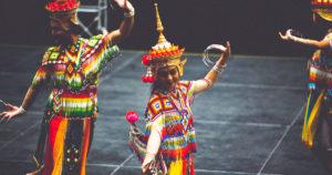 Amazing Thailand Dancers KLPF 2016 Shades of Qaeds