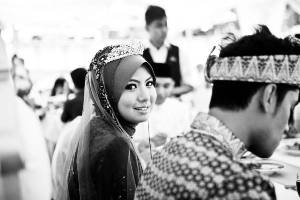 Wedding photography by iQaeds