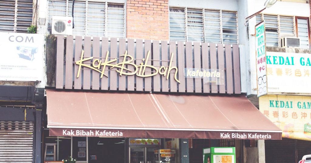 Kafe Kak Bibah Slim River